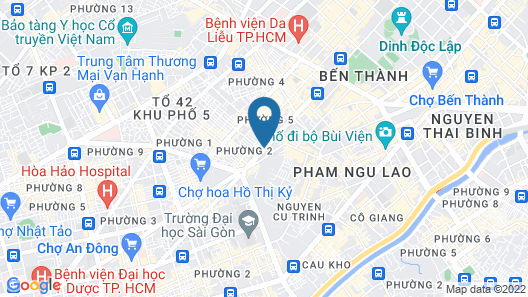 Mai Anh Hotel Map