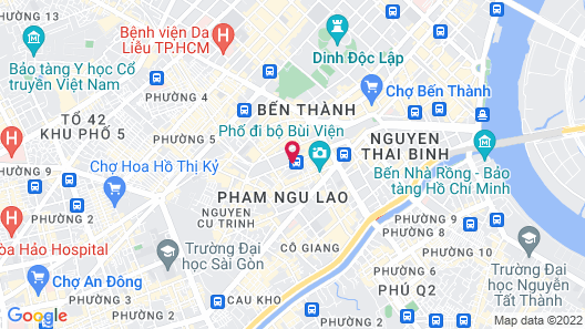 Vien Dong Hotel Map