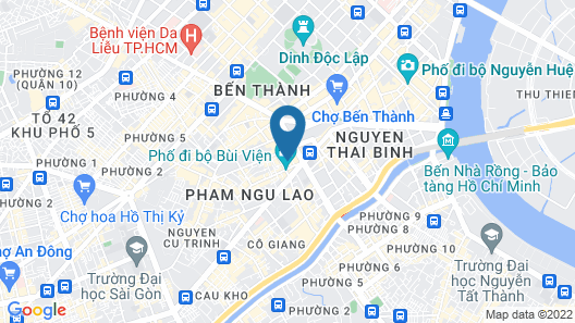 Beautiful Sai Gon Boutique Hotel Map