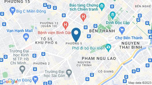 Ms Yang Homestay 2 Map