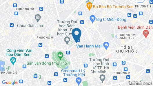 Saigon Village Map