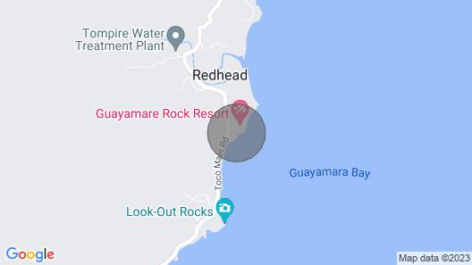 Windy Ridge - Vacation Beach House Map