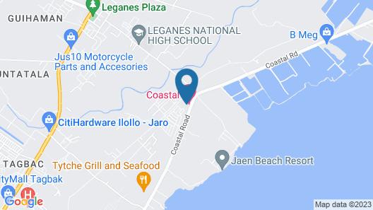 Coastal Hotel Map