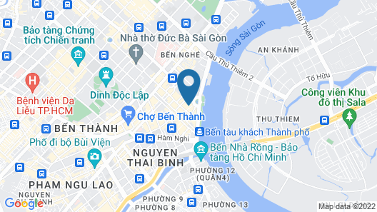 The Myst Dong Khoi Map