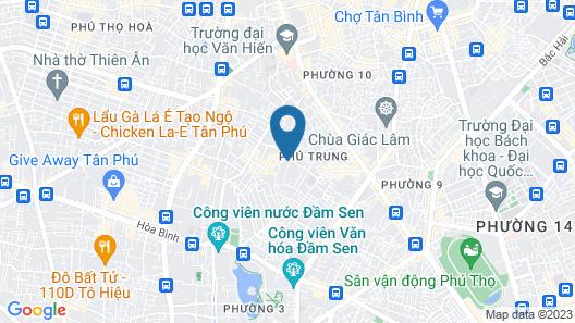 OYO 354 Di Tan Hotel Map