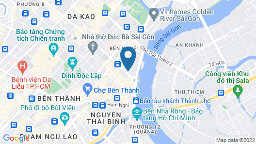Sky Gem Central Hotel Map