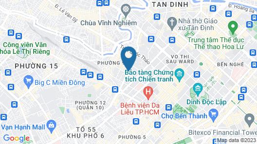 HT Apartment Map