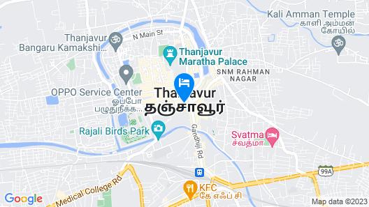 Hotel Sumi Palace Map
