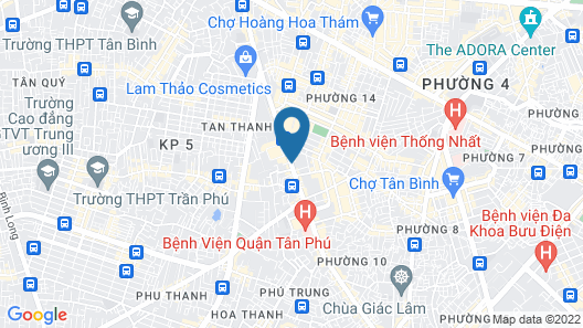 OYO 1140 Hong Luc Hotel Map