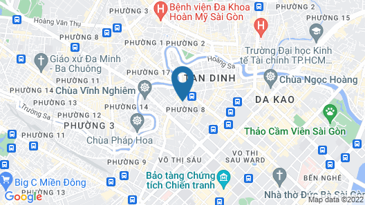 Thai Anh House The Airport Map