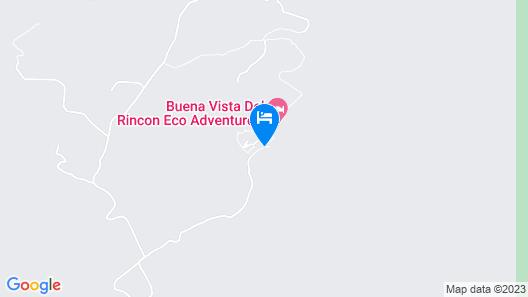 Buena Vista del Rincon Eco Adventure Park, Hotel & Spa Map