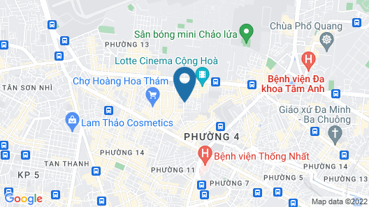 OYO 751 K300 Hotel Map