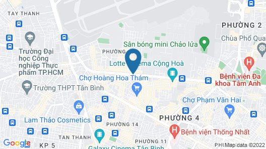 Minh Tam Hotel and Spa Map