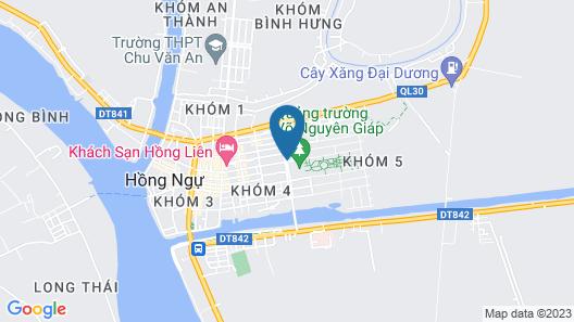 Sky Hotel Map
