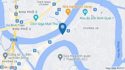 Saigon Domaine Luxury Residences Map
