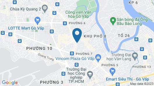 OYO 334 Milan Hotel Map