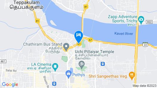Grande Inn Map