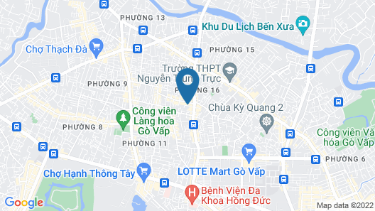 OYO 424 Minh Anh Hotel Map