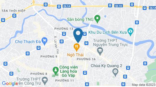 OYO 742 Phuong Hai Quynh Map