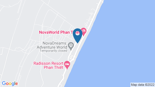 Saint Mary Resort Map