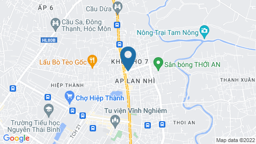 OYO 1066 Sao Mai Hotel Map