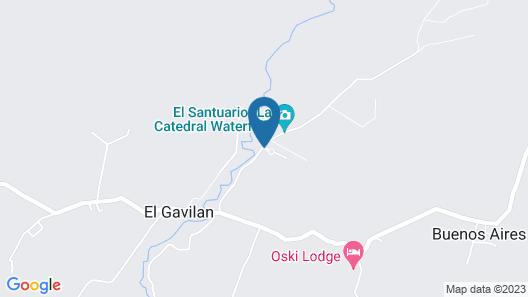 Blue River Resort & Hot Springs Map