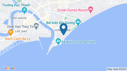 Yurii Hotel Map