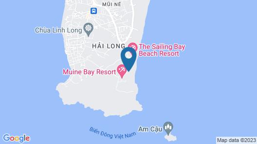 Muine Bay Resort Map