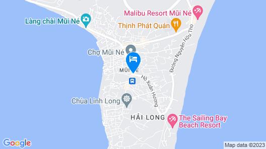 Hoan Hi Journeys Homestay Map