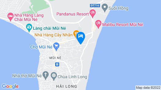 Mui Ne Connect Map