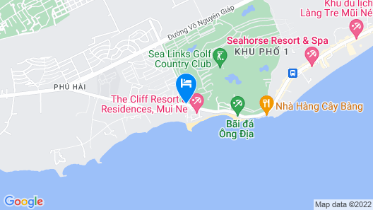 Poshanu Resort Map