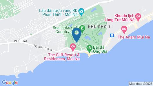 Sea Villa Map