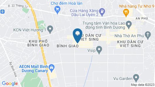 Phuc Thinh Hotel Map
