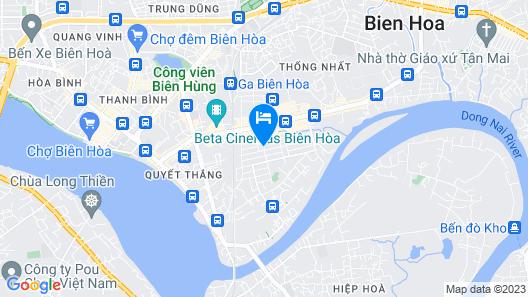 OYO 1131 Truc Lam Map