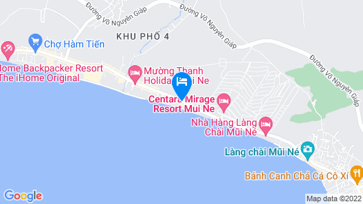 Sea Flower Guest House Map