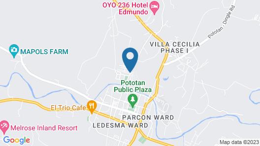 OYO 236 Hotel Edmundo Map