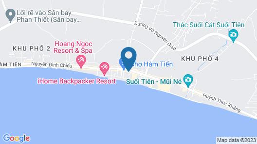 Coconut Garden Mui Ne Map