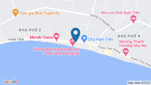 Dinh Ngoc Guesthouse Map