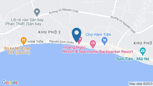 Meraki Oasis Map