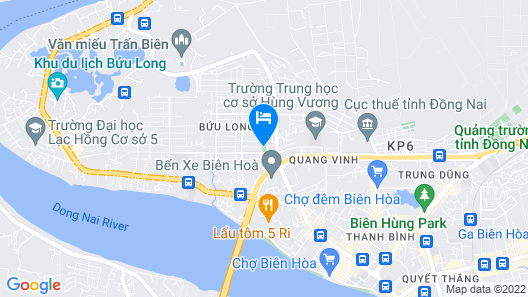 OYO 991 Duy Anh Hotel Map