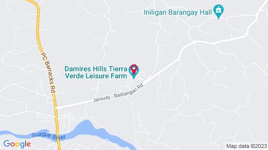 Damires Hills Tierra Verde Map