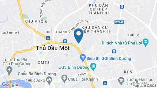 Mai Vuong Thuy Hotel Map
