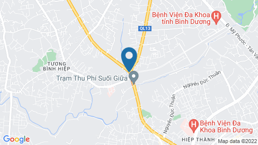 Hoang Yen 2 Hotel Map