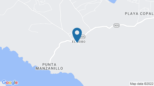 Recreo Map