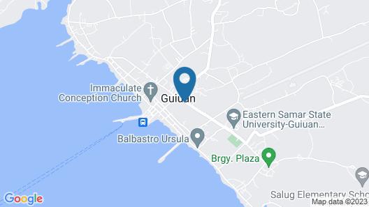 Hotel La Maria Map
