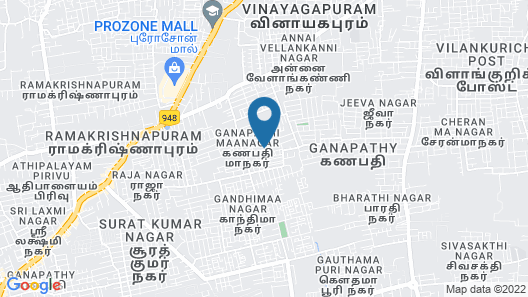OYO Flagship 24214 Annai Velankanni nagar Map