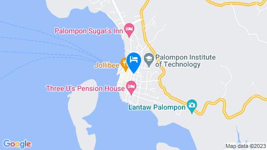 Palompon Traveler's Lodge Map