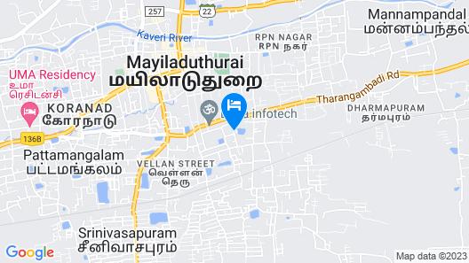 Laya Regency Map