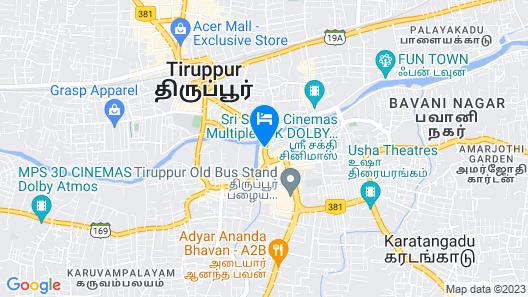 SAP Residency Map