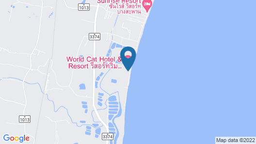 World Cat Hotel & Resort Map